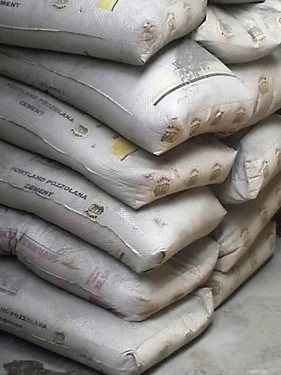 Bau | Zement